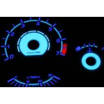 Plazma számlap BMW E36 220km/h